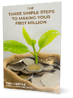Three Simple Steps to Making Your First Million eBook Cover