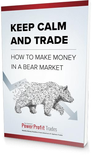 Keep Calm and Trade - How to Make Money in a Bear Market eBook